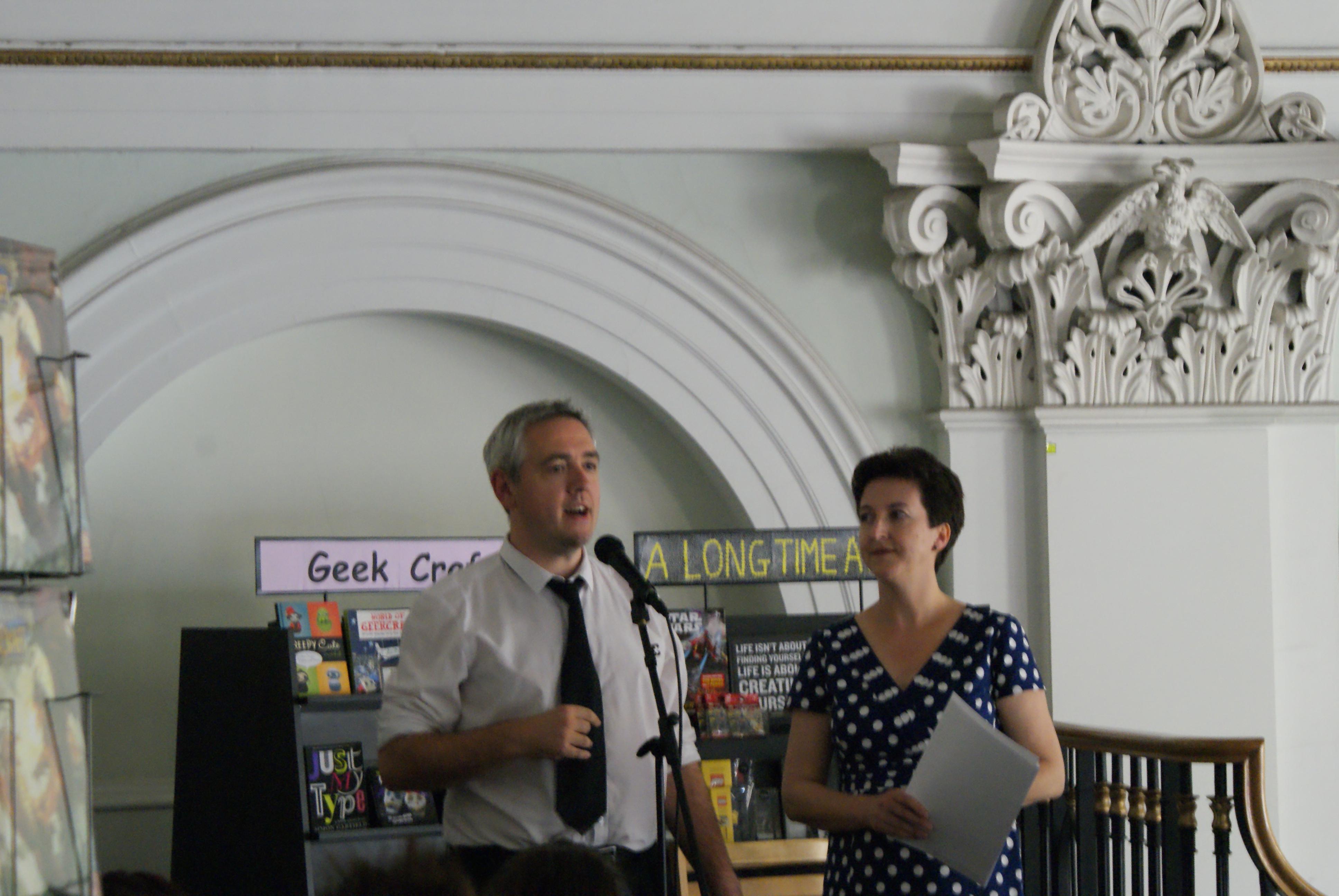 Heide Goody & Iain Grant