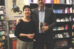 Heide Goody and Harlan Coben