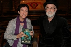 Heide Goody and Terry Pratchett