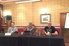 Film Funnies: Justin Lee Anderson, Richard Webb, Iain Grant