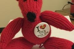 knitted Clovenhoof